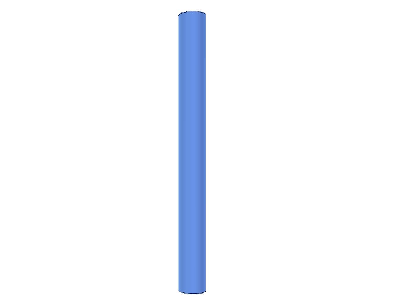 Pålboj 2,5 m