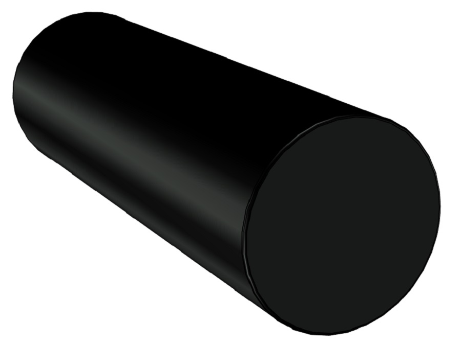 Ponton Cylindrisk 720/2,3 925 L