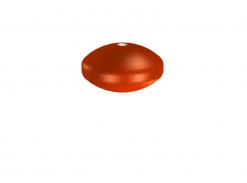 Flytboj platt 35 L 54 mm