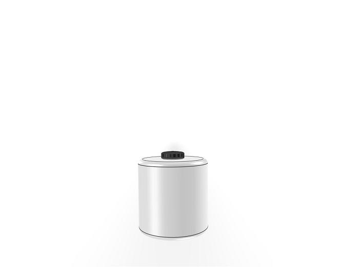 Cylindrisk 100 L Behallare