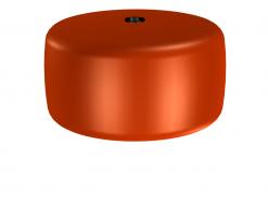 Flytboj 350 L 88 mm