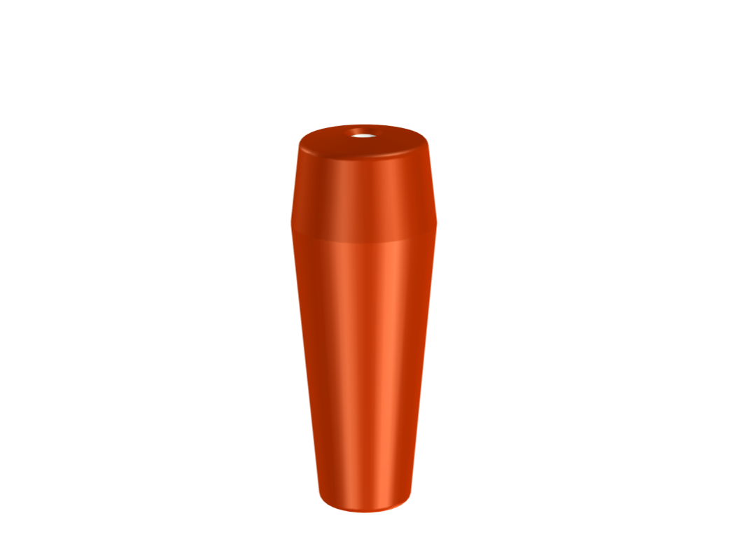 Flytboj smal 40 L 54 mm